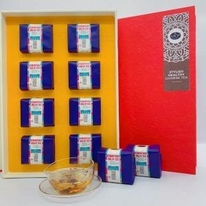 OVP® Gift Box SWEET SIXTEEN® Osmanthus Black Tea made in Singapore
