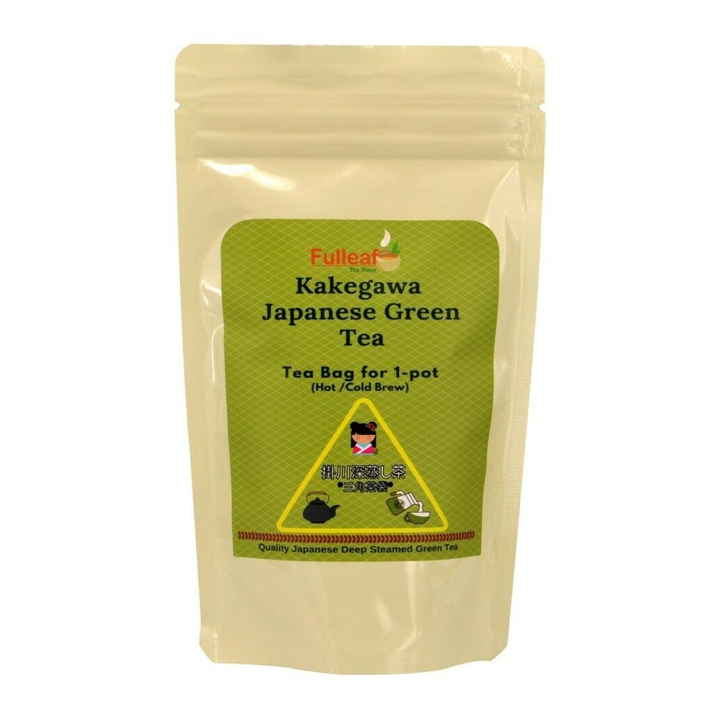 Kakegawa Japanese Green Tea (Tea Bag for 1-pot)