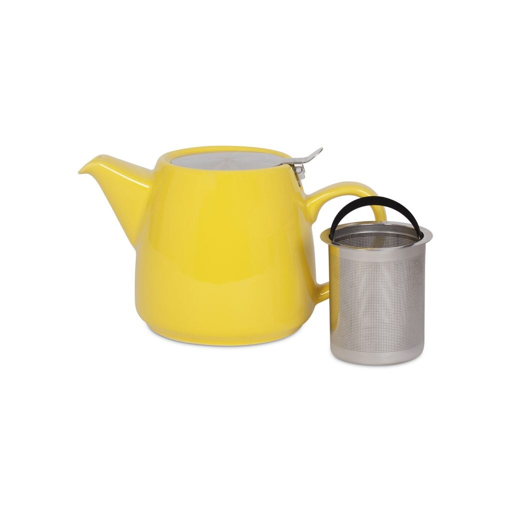 Lemon Pao Teapot with Infuser