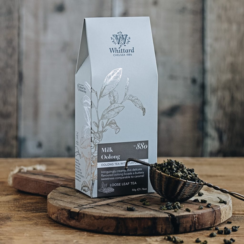 Milk Oolong Silver Pre-Packed Pouch