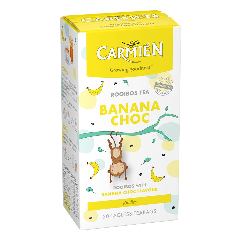 Rooibos Kiddies Tea - Banana Choc