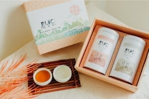 Tea Gift Set-Honey Scented Black Tea & Classic Oolong