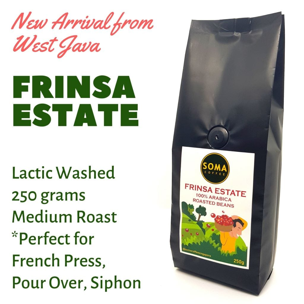SOMA COFFEE: Frinsa Estate - Lactic Washed