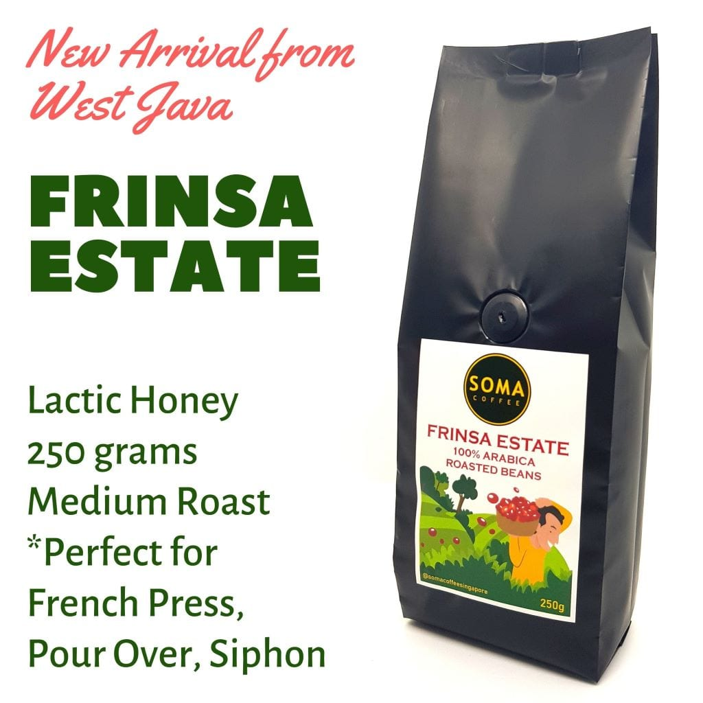 SOMA COFFEE: Frinsa Estate - Lactic Honey