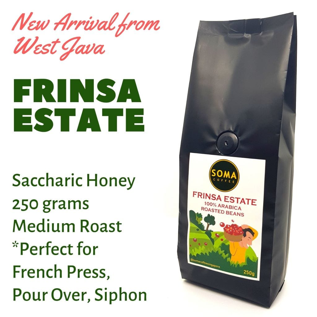 SOMA COFFEE: Frinsa Estate - Saccharic Honey