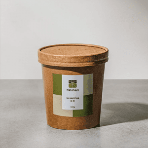 Uji Matcha Soft Serve Tub