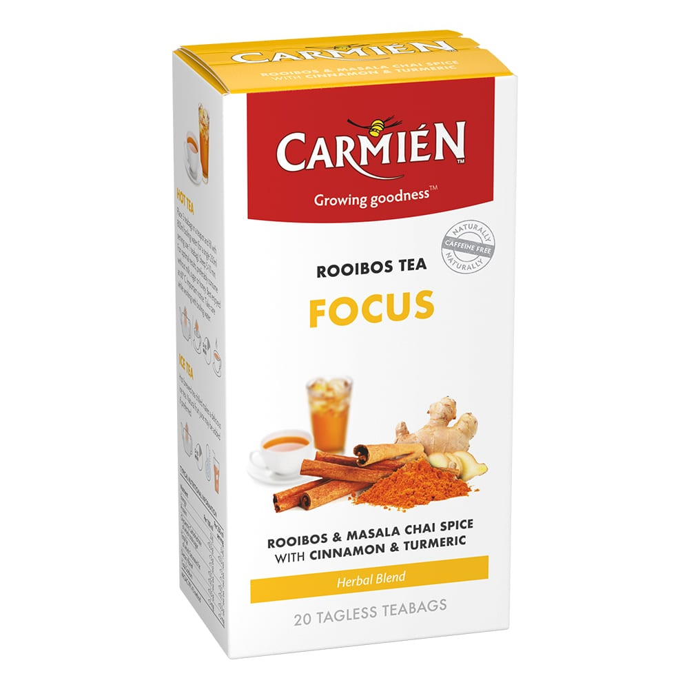 Rooibos Wellness Tea - Focus