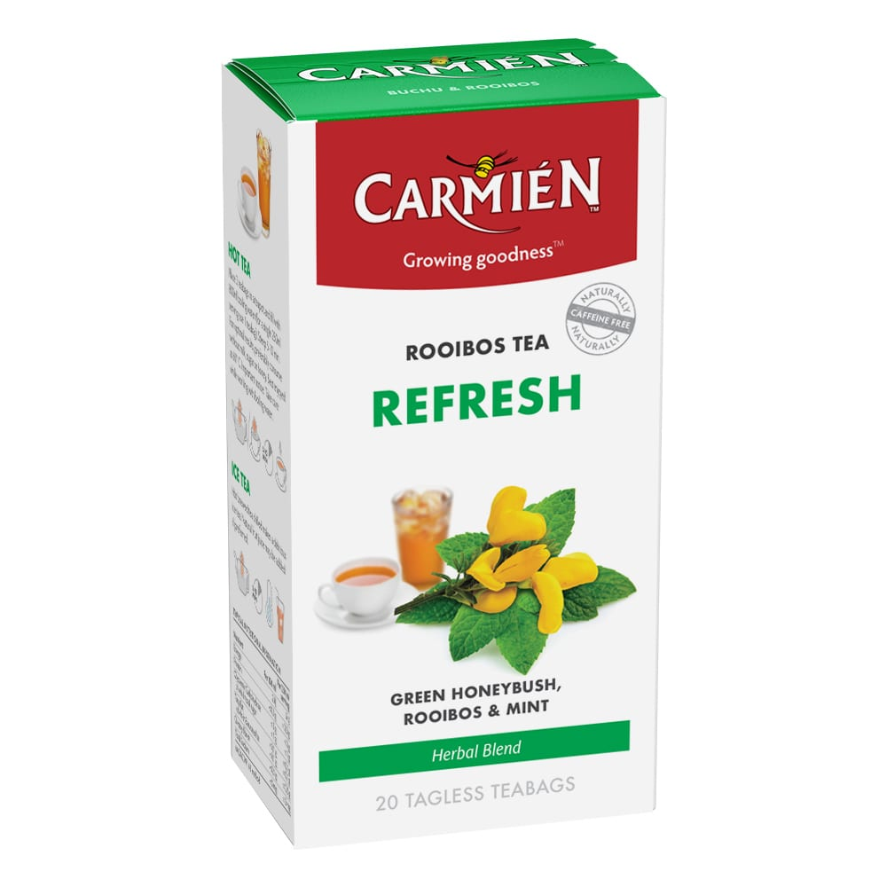 Rooibos Wellness Tea - Refresh