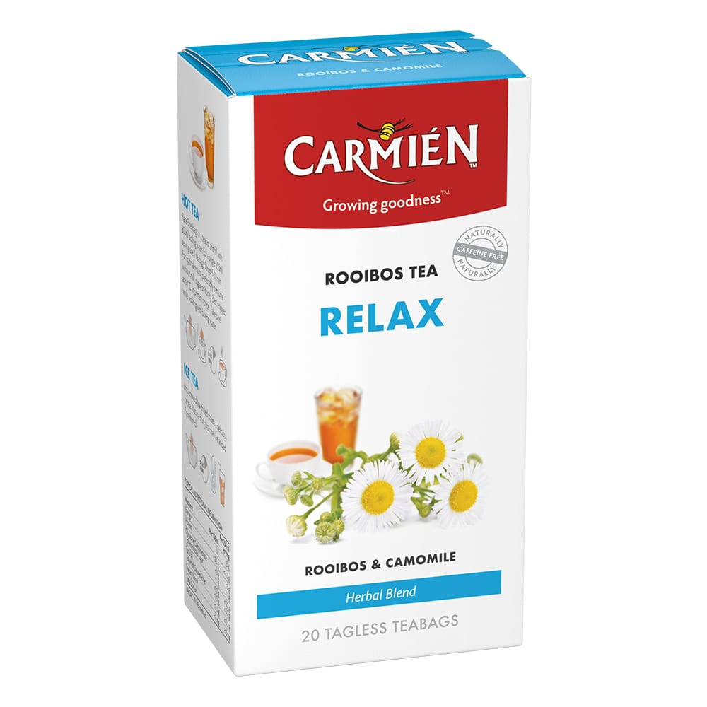 Rooibos Wellness Tea - Relax