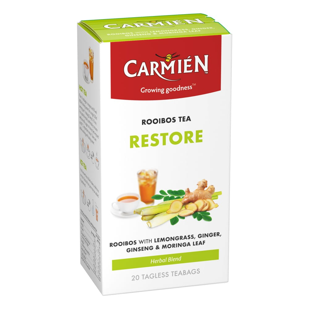 Rooibos Wellness Tea - Restore