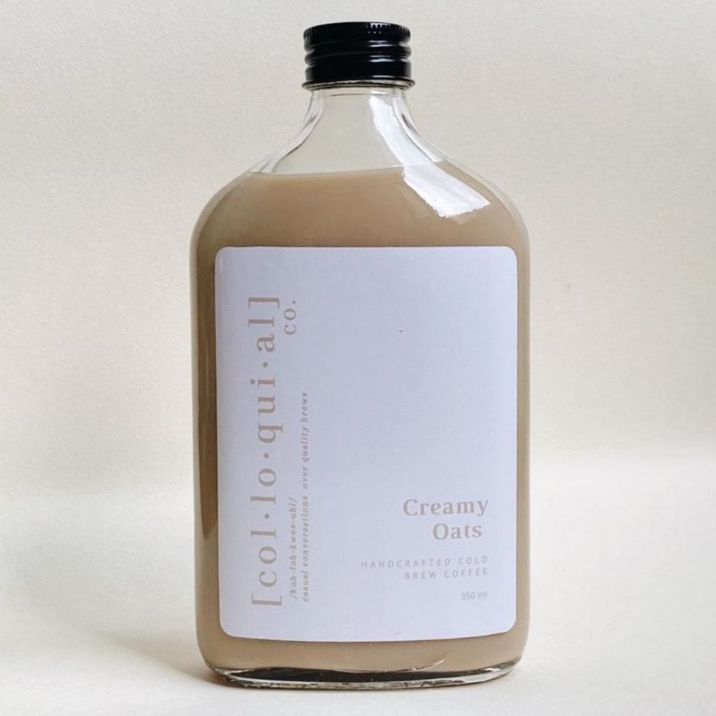 Creamy Oats Cold Brew