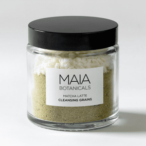 Matcha Latte Cleansing Grains