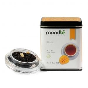 Mondté Black Tea Mango