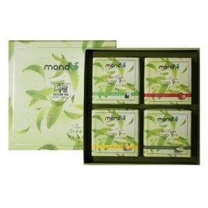 Mondté Green Tea Gift Pack