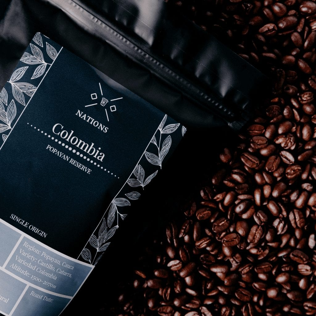 Colombia Popayan Reserve