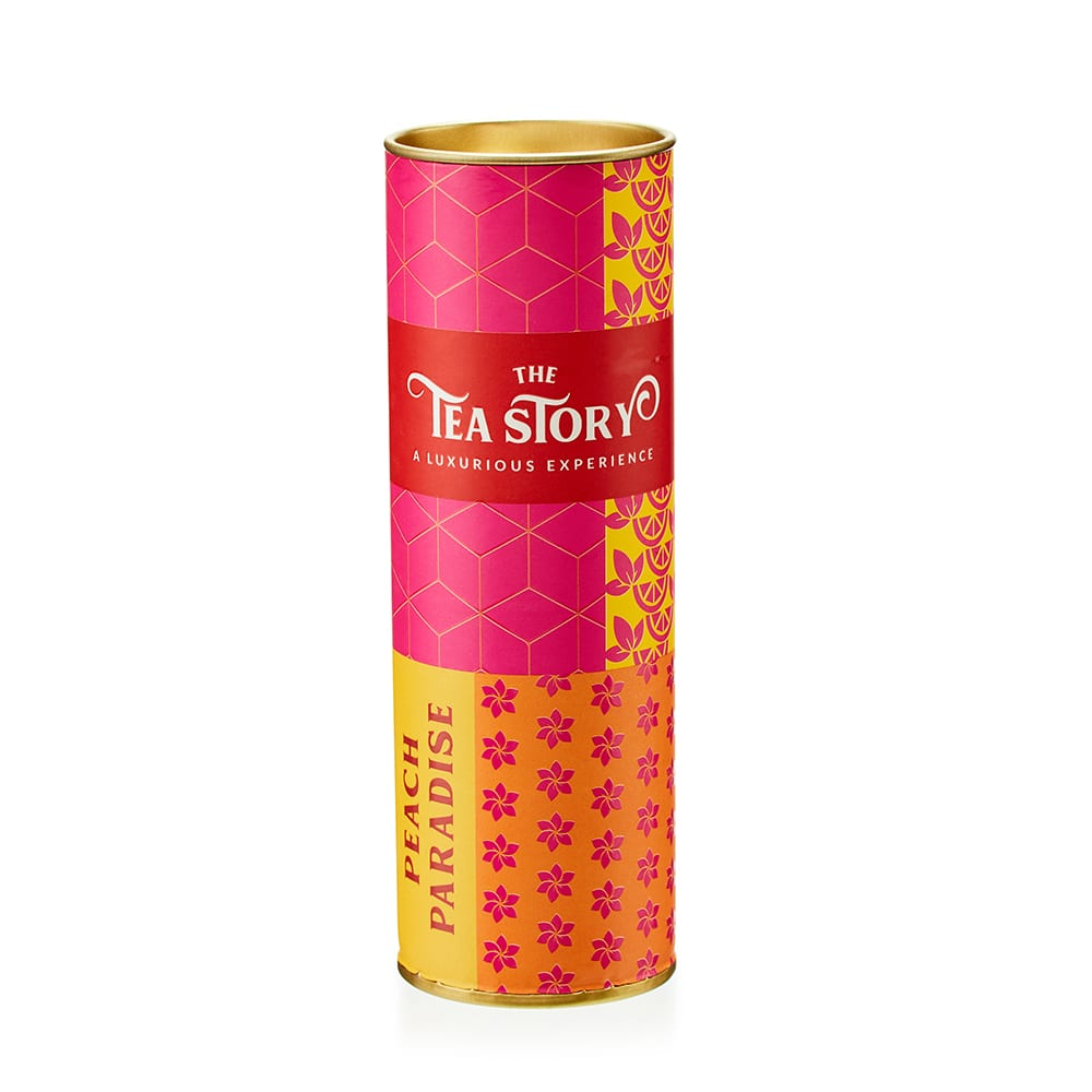 The Tea Story Peach Paradise Tea