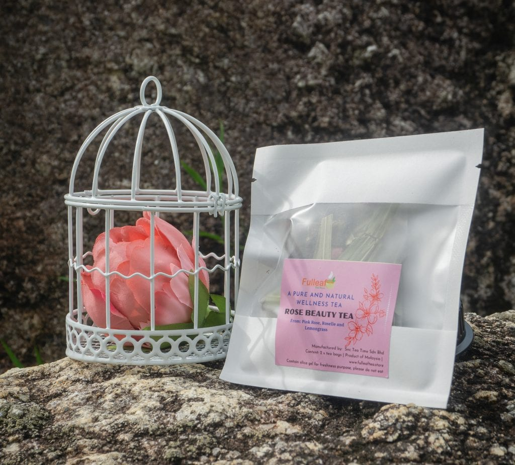 Wellness Crafted Tea – Rose Beauty