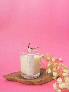 ATN X nn.shop - Jasmine-Mint Scented Candle
