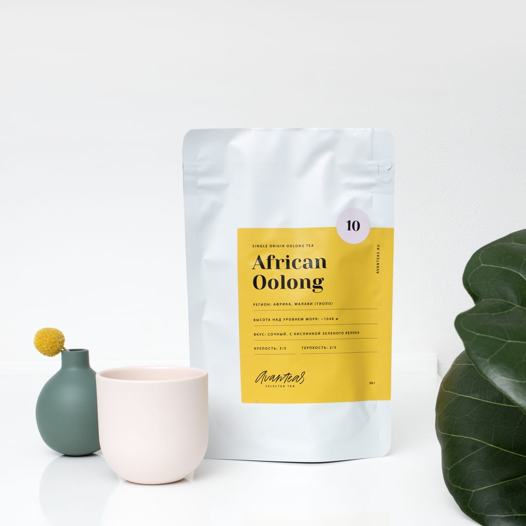African Oolong