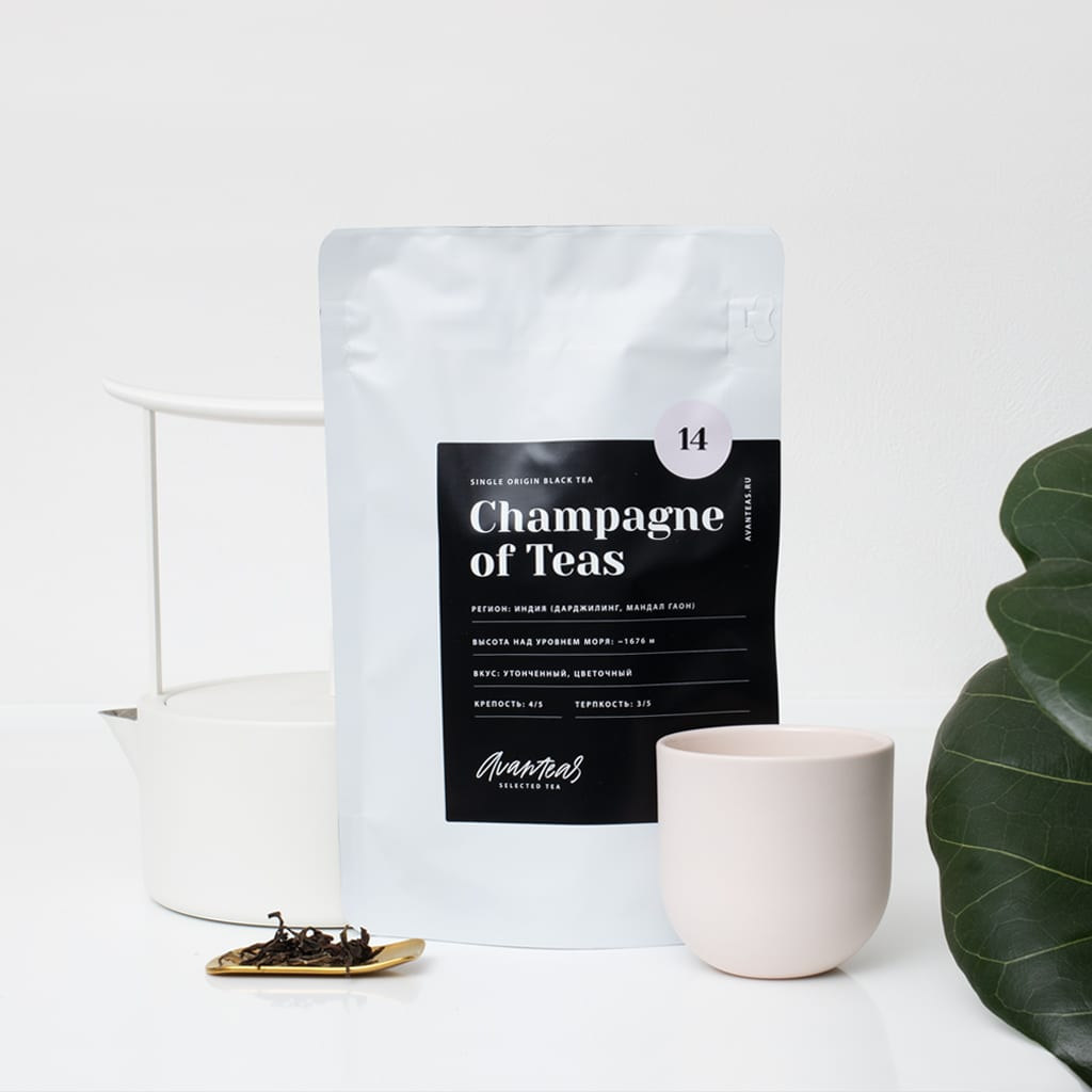 Champagne of Teas