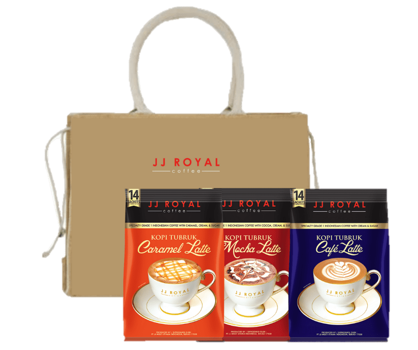JJ Royal Holiday Collection - Latte Edition