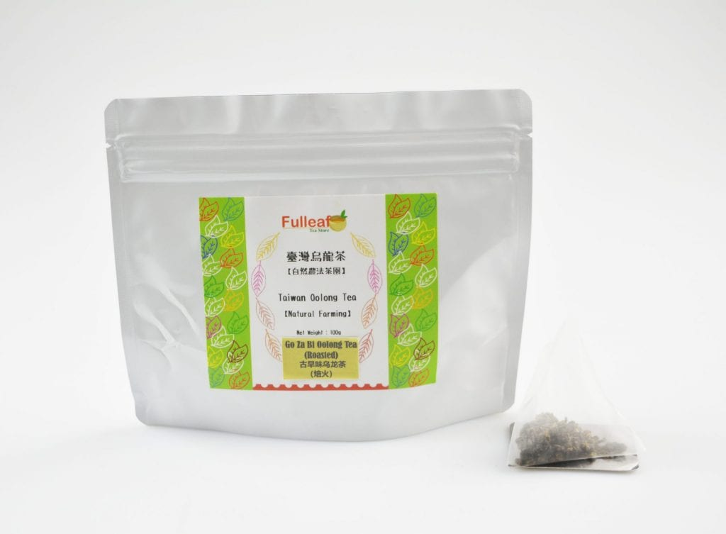 Go Za Bi Oolong Tea (Tea Bag) 古早味乌龙茶