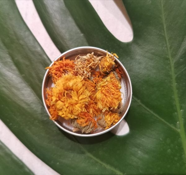 Pure Calendula Tea