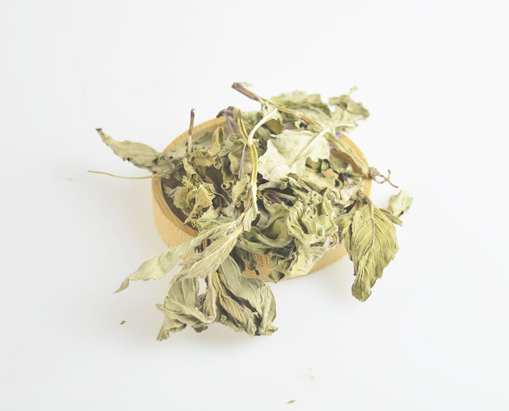Pure Peppermint Tea [Cool-Soothing]