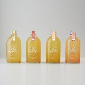 Zen Tea Infusion Kombucha Small Gift Hamper (4 x 375ml)