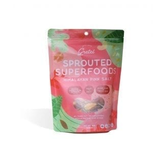 Sprouted Superfoods Himalayan Pink Salt 150g