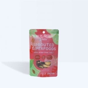 Sprouted Superfoods Himalayan Pink Salt 50g