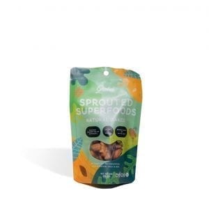 Sprouted Superfoods Natural Baked 50g